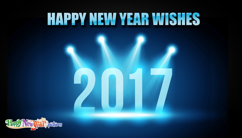 Happy New Year Wallpaper - Happy New Year Images for 2017