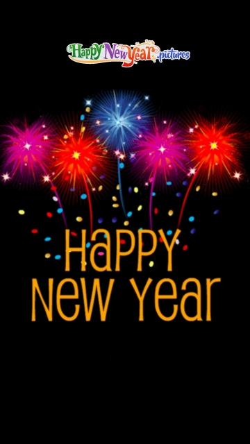 Happy New Year Whatsapp DP In English