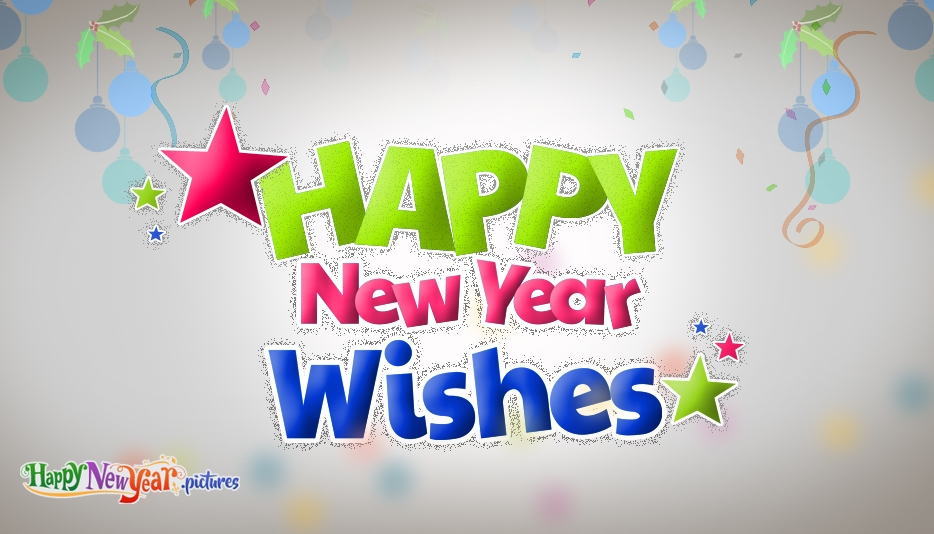 Happy New Year Wishes - Happy New Year Images for Whatsapp