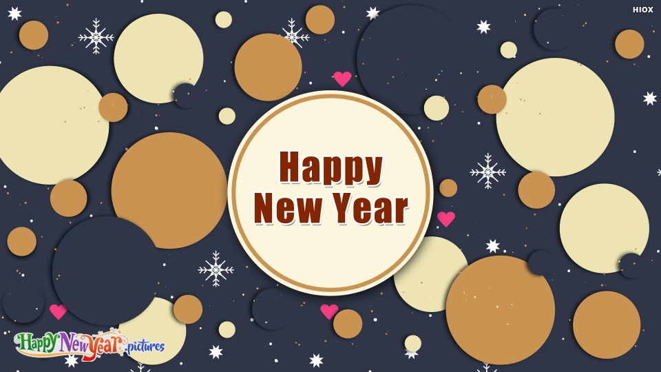 Happy New Year Wishes To All