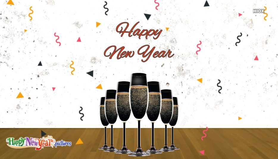 Happy New Year Wishes Image Download