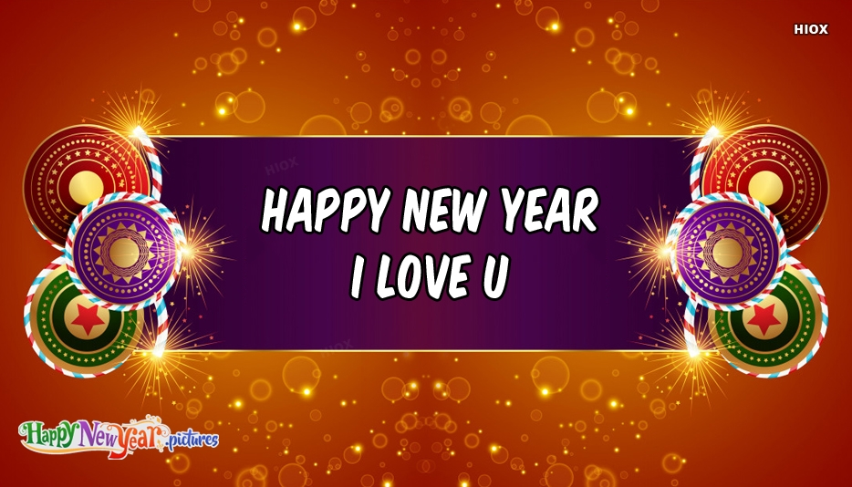 Happy New Year Love Images, Quotes