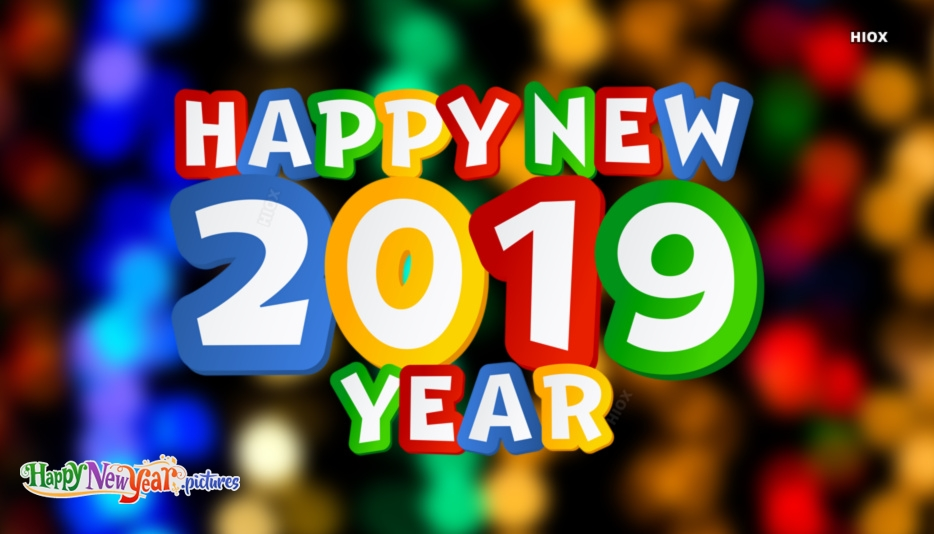 Happy New Year With Joy