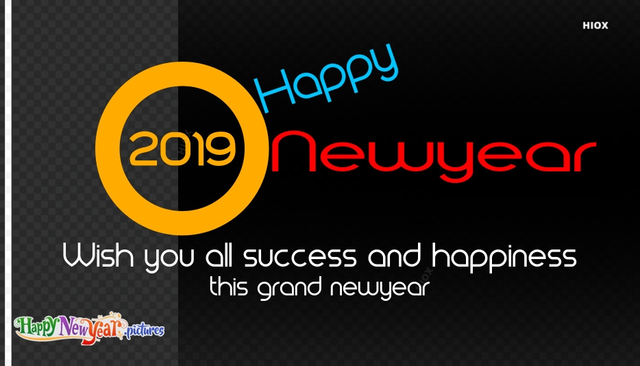 Happy New Year With Wishes