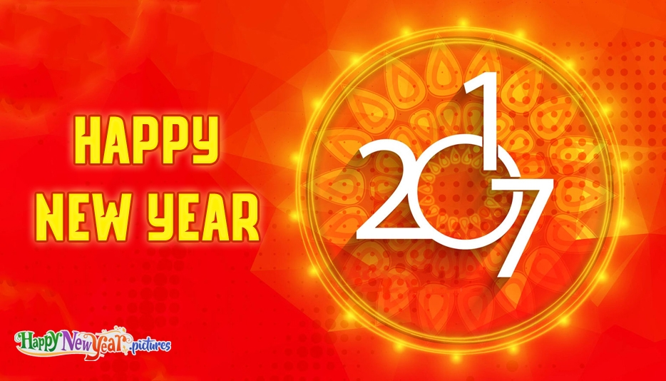 Happy New Year Greetings - Happy New Year Images for 2017