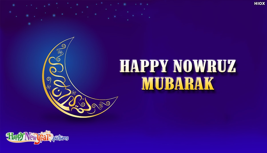 Happy Nowruz Mubarak - Happy New Year Images for Nowruz
