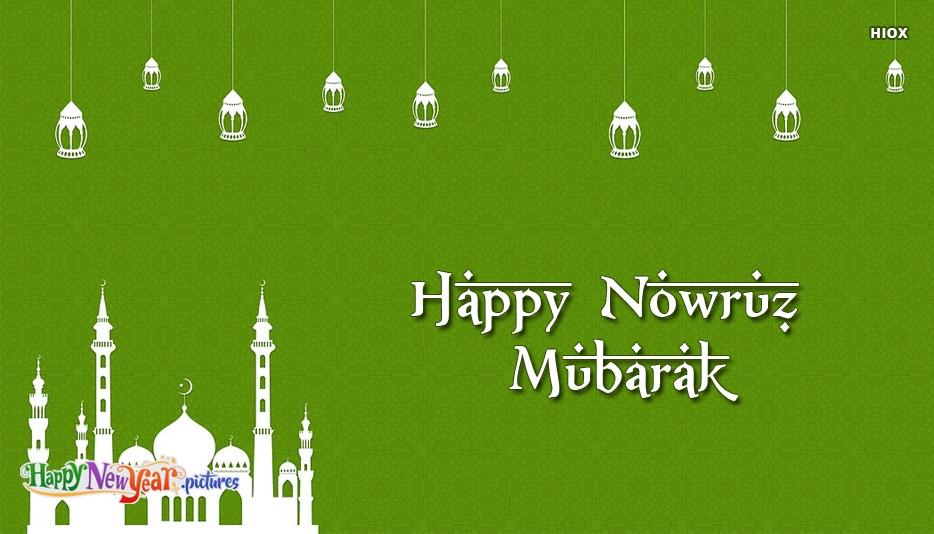 Happy Nowruz Mubarak