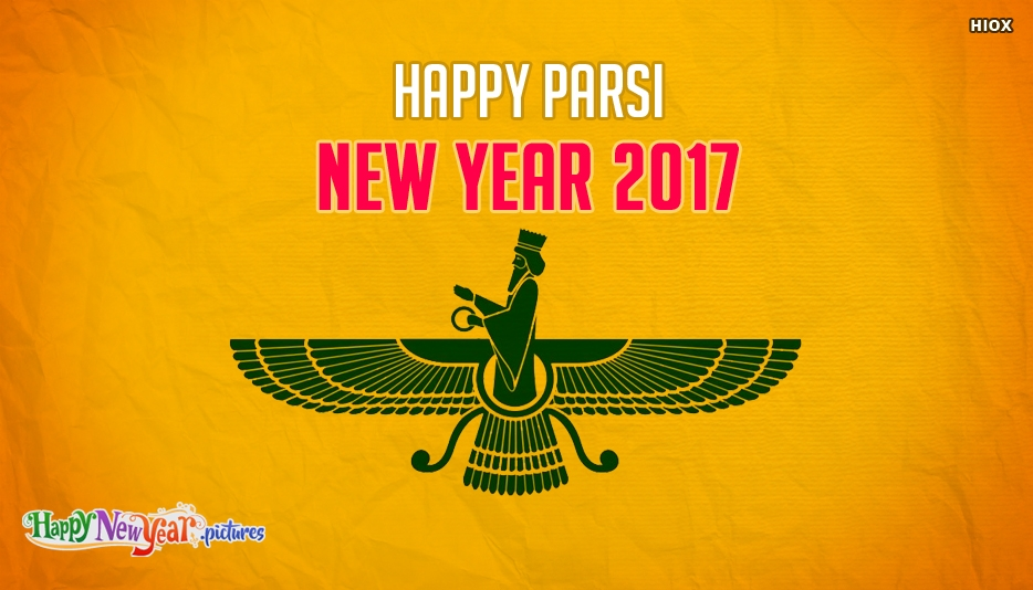 Happy Parsi New Year 2017 - Happy New Year Images for Parsi New Year