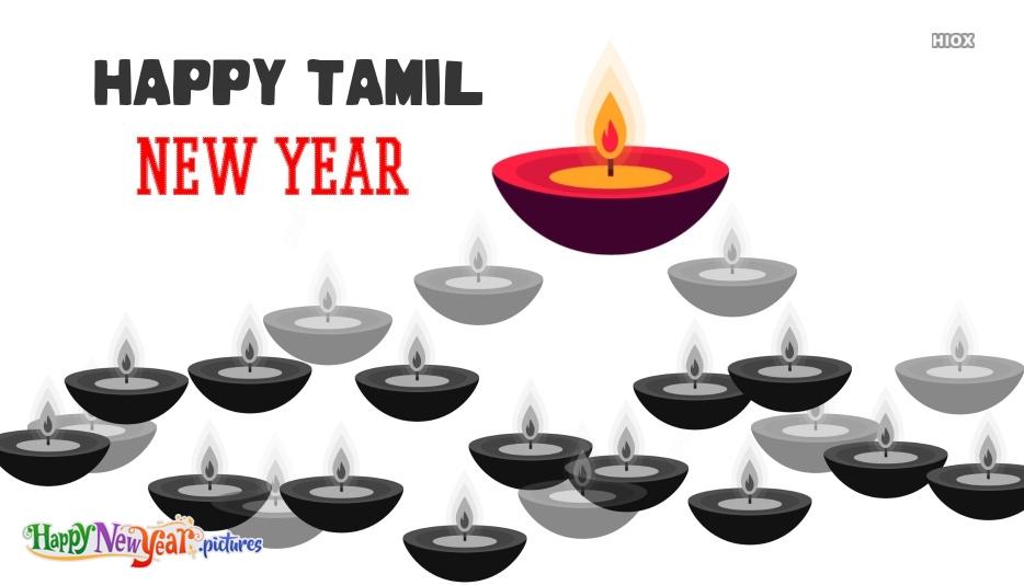Happy Tamil New Year Image