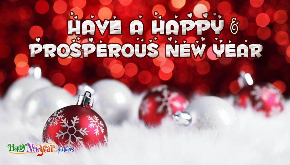 Have a Happy and Prosperous New Year @ HappyNewYear.Pictures