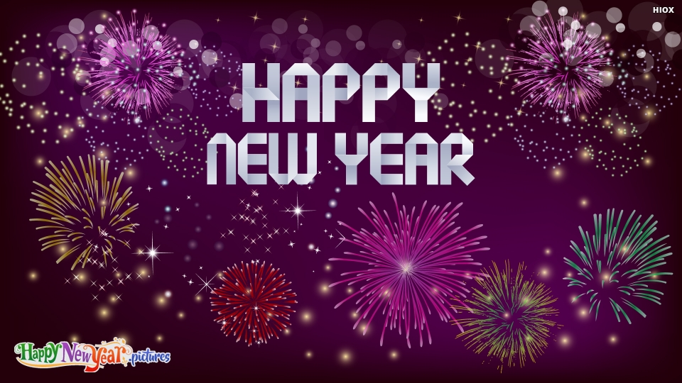 Happy New Year Images for all friends