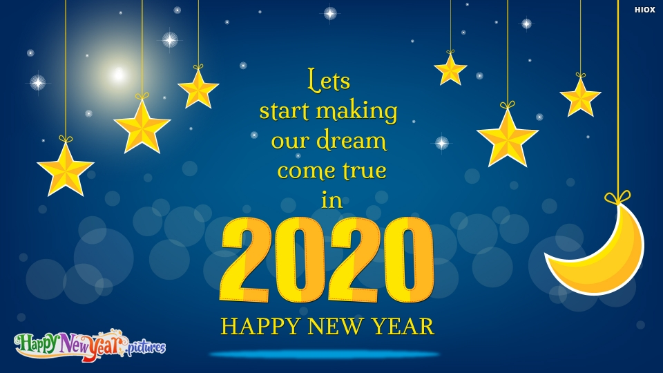 Hearty Happy New Year Greetings To Friends