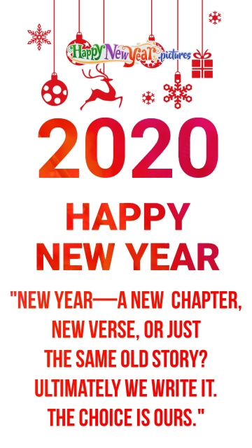 Hearty Happy New Year Wishes To All