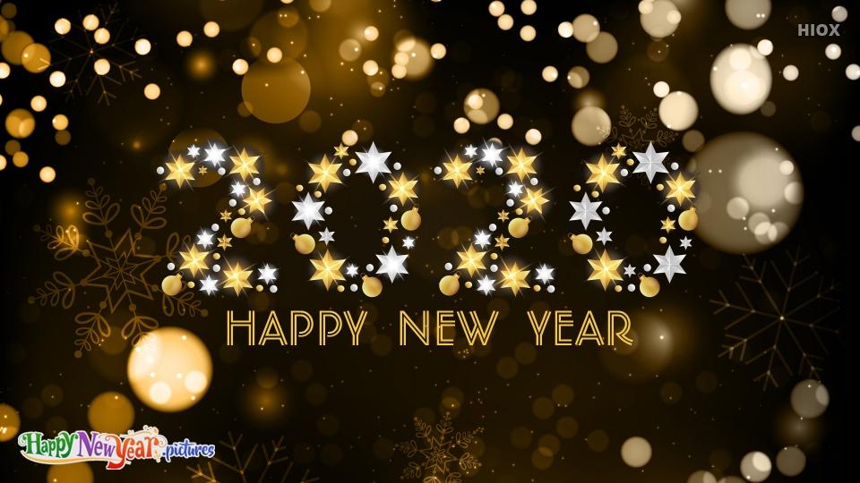 Happy New  Year Joyous