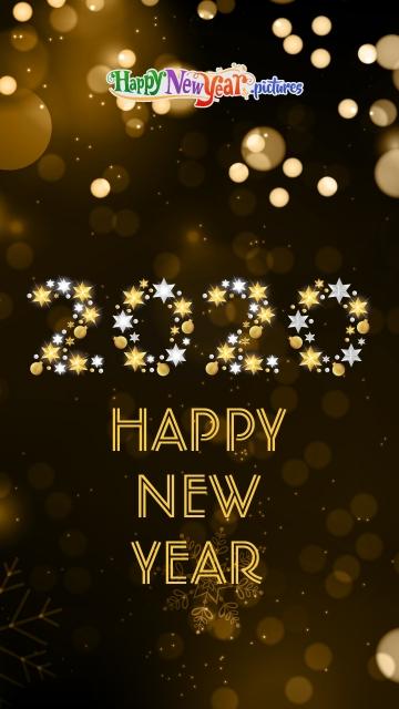 Joyous Happy New Year 2020 Wishes