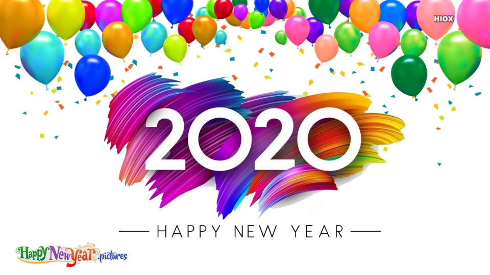 Welcome 2020 Happy New Year Images