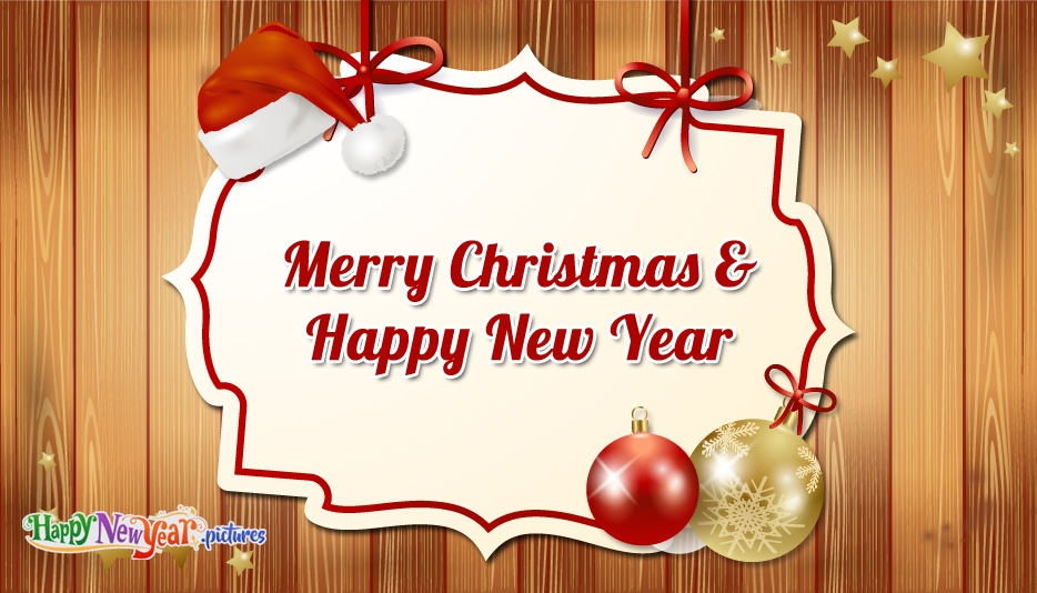 Merry Christmas and Happy New Year - Merry Christmas and Happy New Year Greetings