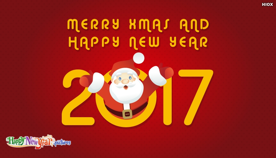 Merry Xmas and Happy New Year - Merry Christmas and Happy New Year Greetings
