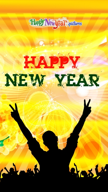 Happy New Year Celebration Greetings
