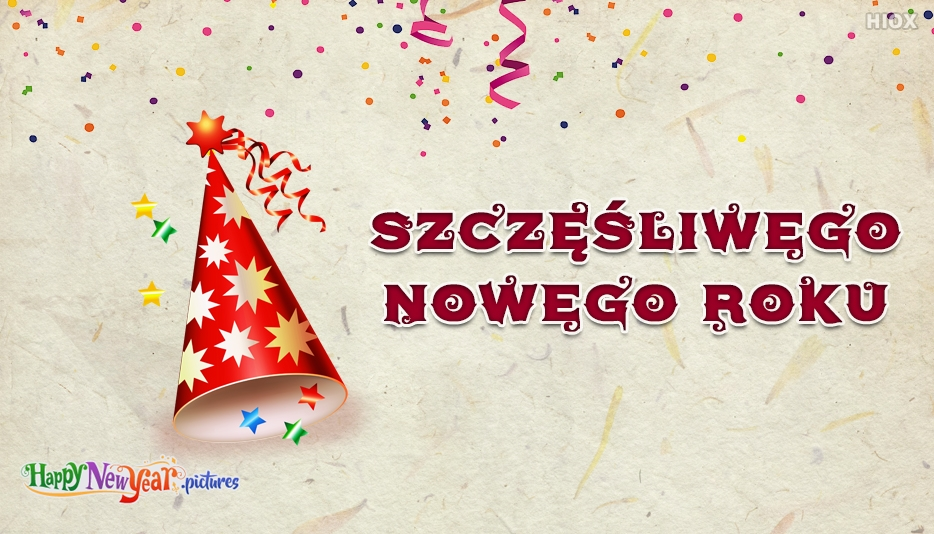 New Year Wishes in Polish - Happy New Year in Different Languages