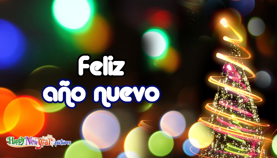 Happy New Year Images in Spanish
