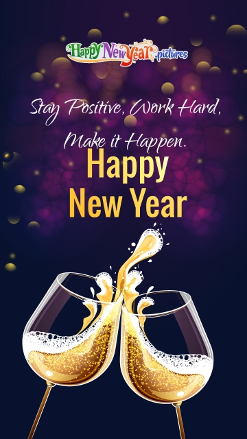 Positive Happy New Year Wishes To Everyone