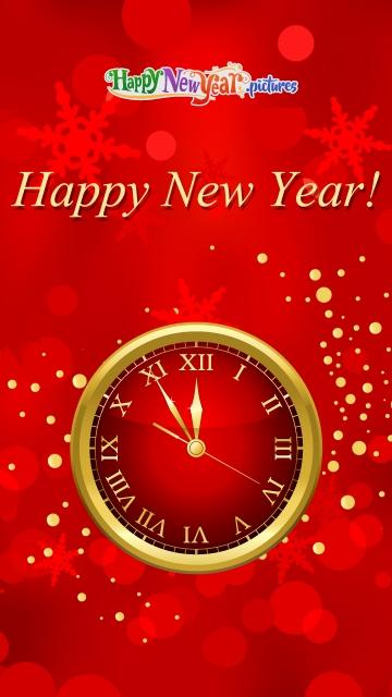 Splendid Happy New Year Dear Friends