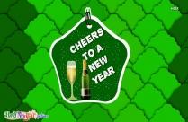 Happy New Year My Love Greetings