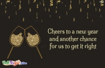 Cheers To A New Year Quotes