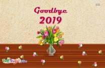 Goodbye 2019 Image