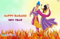 Happy Baisakhi New Year