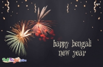Happy Bengali New Year Message