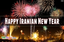 Happy Iranian New Year Wishes |