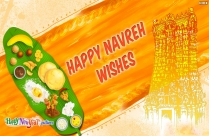 Happy Navreh Wishes