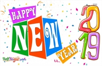 Happy New Year Gif Image
