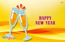 Happy New Year To All My Cousins Image