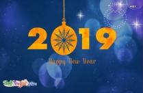 Happy New Year Photo