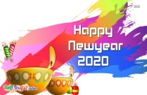 Happy New Year 2020 Cute
