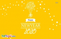 Happy New Year 2020 To U And Ur Family