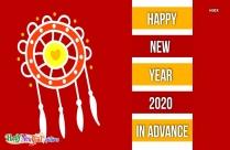 Happy New Year 2020 In Advance Dear Friends