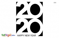 Happy New Year 2020 Dp