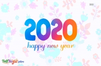 Happy New Year 2020 My Besties