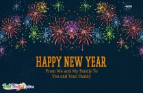 Happy New Year Family