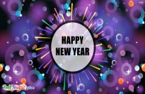 Happy New Year All Arabic