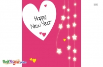 Happy New Year My Love Sms