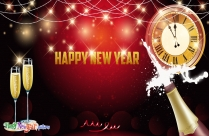 Delightful New Year Wishes