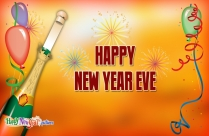 Happy New Year Eve 2017