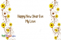 Happy New Year Love Status