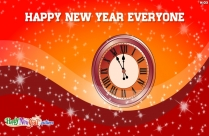 Have A Happy And Prosperous New Year To All