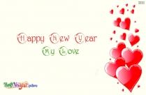 Happy New Year My Angel